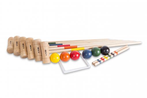 Croquet original game