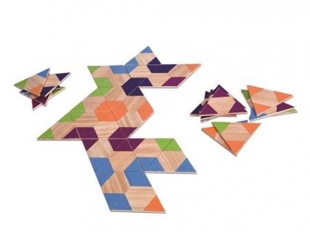 Triangle Dominoes
