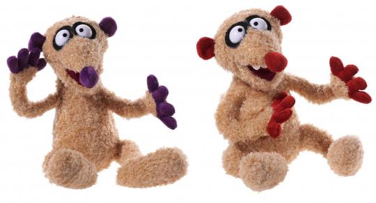 "Jan & Henry als Plüschtiere / Puppen Set ""Bundle"""