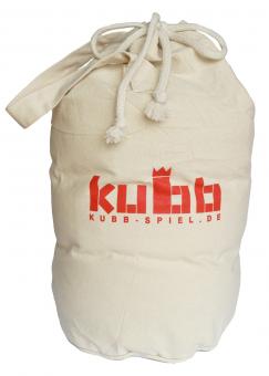 Kubb Matchsack mit Tragegurt