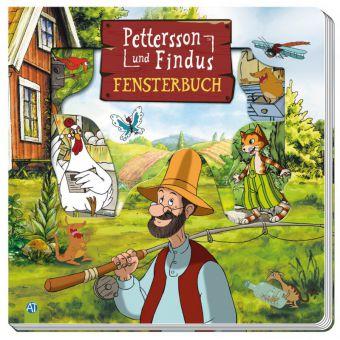 Pettersson & Findus - Fensterbuch