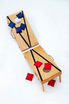 Bohnensack Spiel - Bean Bag - Wurfspiel