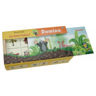 """Domino """"Der kleine Maulwurf"""""""