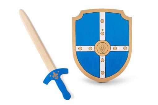 Ritterschild & Schwert (Set)