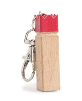 Kubb Schlüsselanhänger