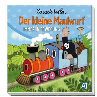 """Bilderbuch-Leporello """"Der kleine Mauwurf"""" - immer in Bewegung"""