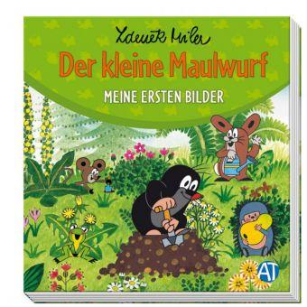 """Bilderbuch-Leporello """"Der kleine Mauwurf"""" - meine ersten Bilder"""