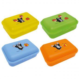 """Brotdose, Lunchbox  """"Der kleine Maulwurf"""""""