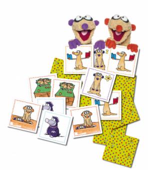 Jan & Henry - das Memo-Spiel