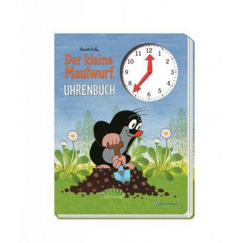 Uhrenbuch der kleine Maulwurf