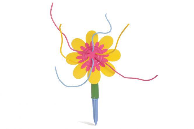 Kubb Spielde Wasserblume
