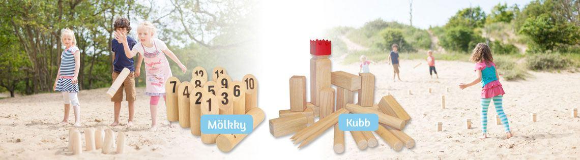 Kubb Spiele
